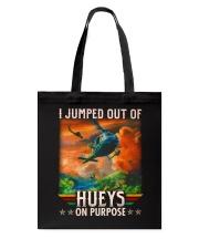 Jump Out Of Hueys Tote Bag thumbnail