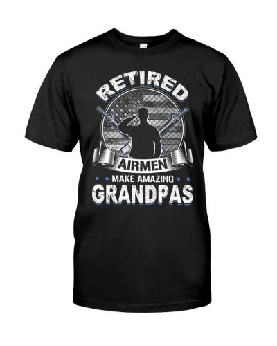 Airmen Amazing Granpas