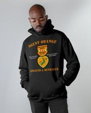 Still Fighting Hooded Sweatshirt apparel-hooded-sweatshirt-lifestyle-front-09