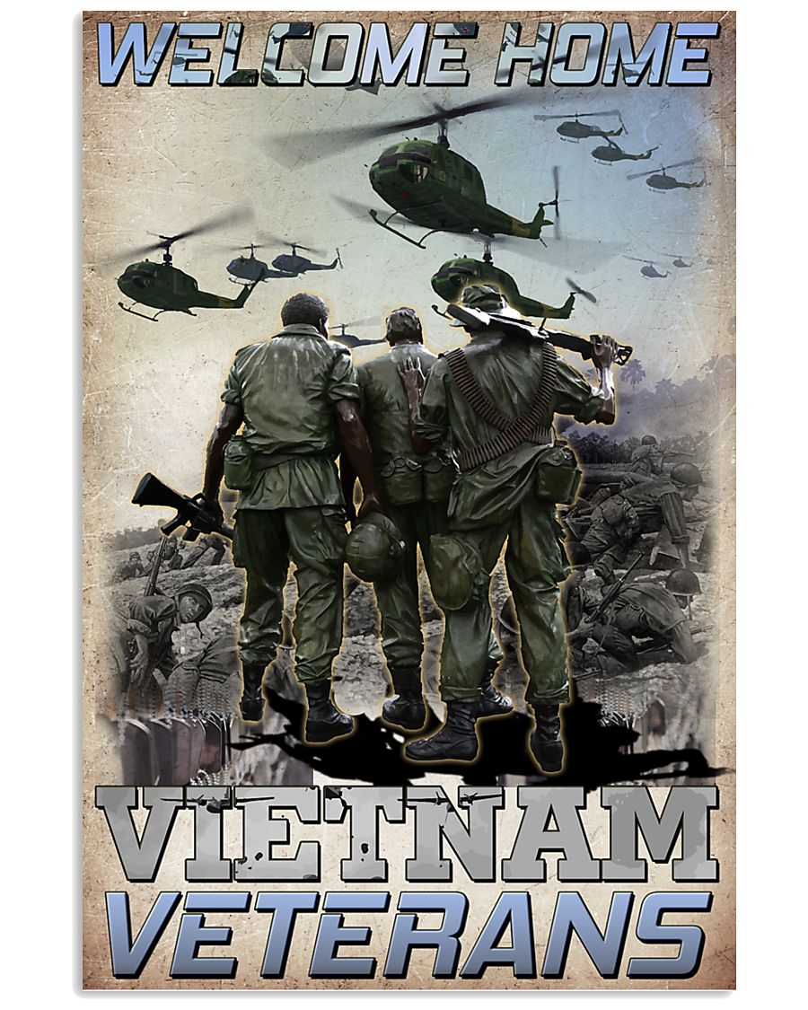 Welcome Home 11x17 Poster