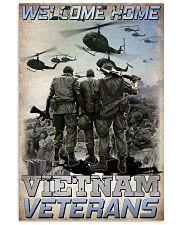 Welcome Home 11x17 Poster front
