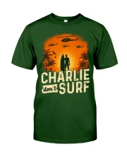 Don't Surf Classic T-Shirt front