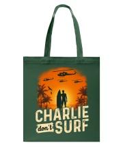 Don't Surf Tote Bag thumbnail
