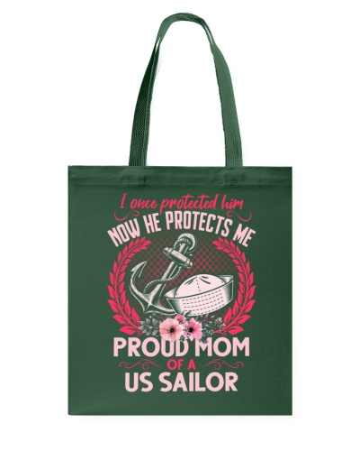 He Protects Me-Sailor