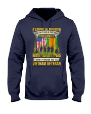 Vietnam Veteran Forever Title Hooded Sweatshirt thumbnail