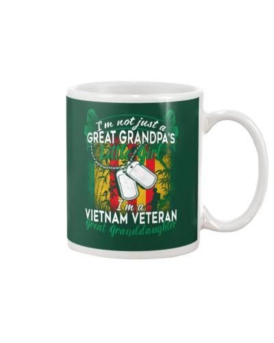 Vietnam Veteran Great Granddaughter