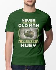 Huey Classic T-Shirt lifestyle-mens-crewneck-front-13