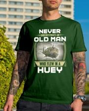 Huey Classic T-Shirt lifestyle-mens-crewneck-front-8