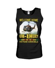 Vietnam Airmobile Unisex Tank thumbnail