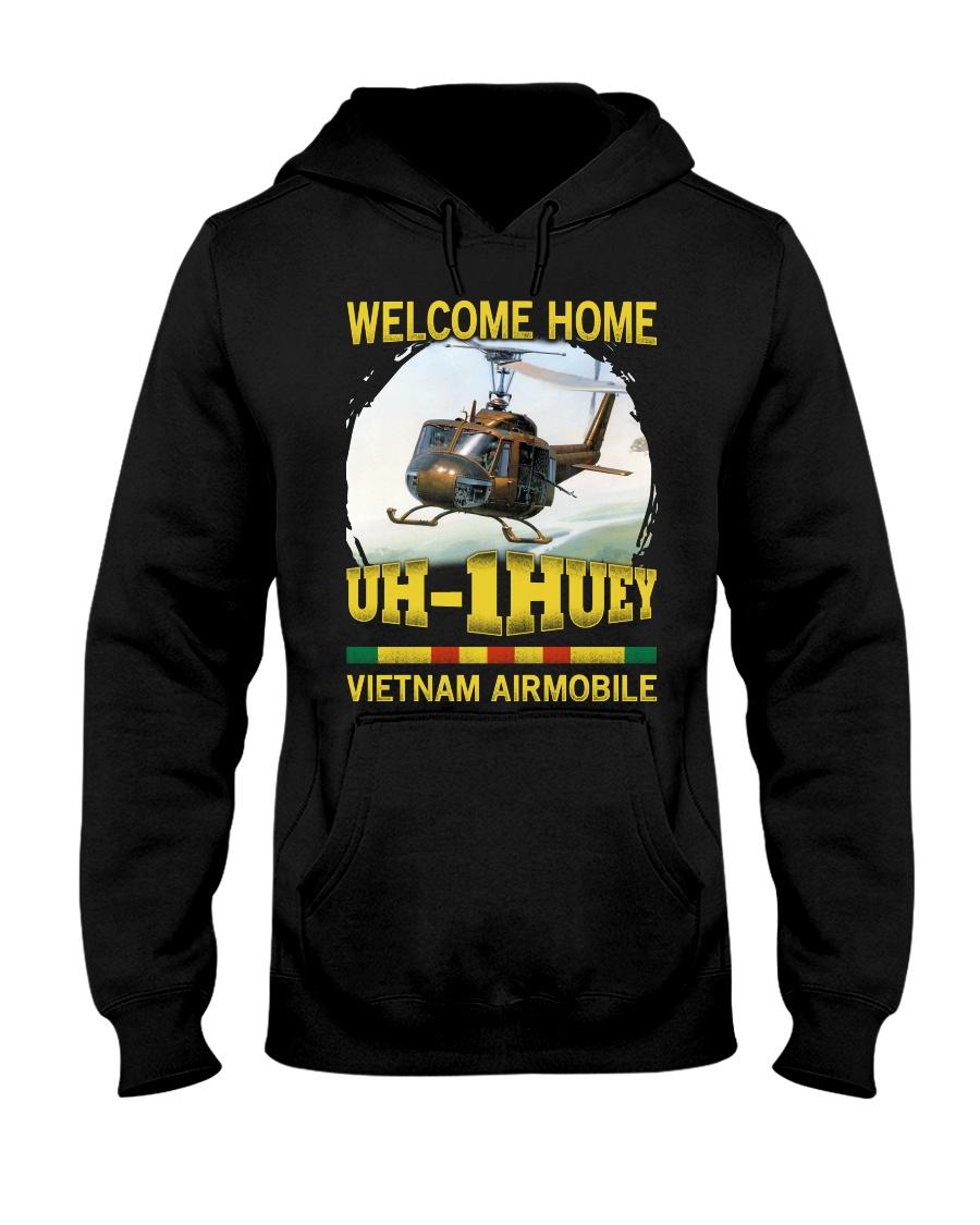 Vietnam Airmobile Hooded Sweatshirt