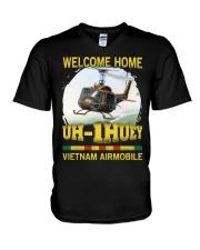 Vietnam Airmobile V-Neck T-Shirt thumbnail