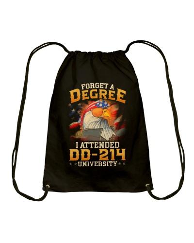 Attended DD214 University