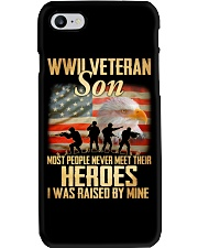 WWII Veteran Son Phone Case thumbnail