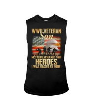 WWII Veteran Son Sleeveless Tee thumbnail