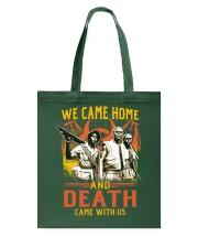 Came Home Tote Bag thumbnail