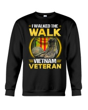Walked The Walk Crewneck Sweatshirt thumbnail