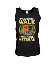 Walked The Walk Unisex Tank thumbnail