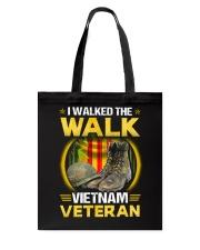 Walked The Walk Tote Bag thumbnail