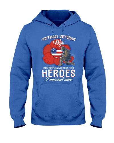 Hero Vietnam Veteran's Wife