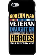 Korean War Veteran Daughter Phone Case thumbnail