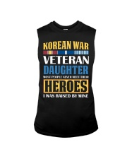 Korean War Veteran Daughter Sleeveless Tee thumbnail