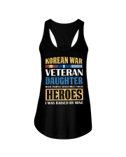 Korean War Veteran Daughter Ladies Flowy Tank thumbnail