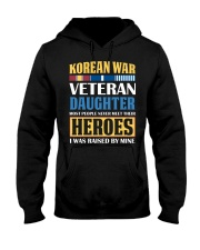 Korean War Veteran Daughter Hooded Sweatshirt thumbnail