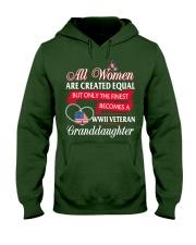 Finest Becomes WWII Veteran's Granddaughter Hooded Sweatshirt thumbnail