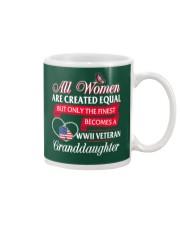 Finest Becomes WWII Veteran's Granddaughter Mug thumbnail