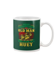 Old Man Flew In A Huey  Mug thumbnail