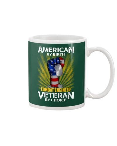 Combat Engineer Veteran By Choice