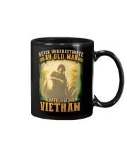 Old Man Served In Vietnam Mug thumbnail