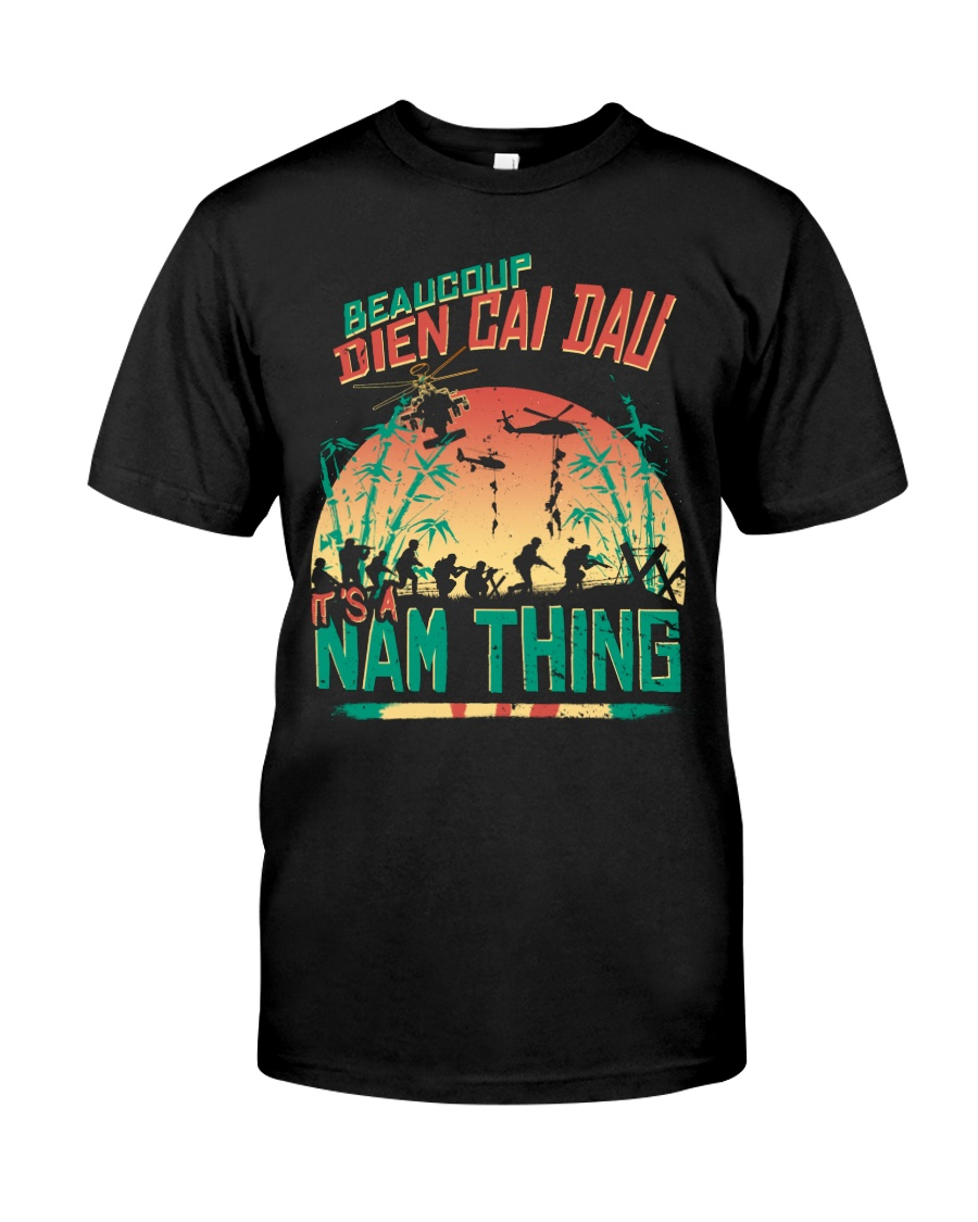 It's A Nam Thing Classic T-Shirt
