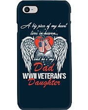 WWII Daughter - My Dad Phone Case thumbnail