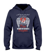WWII Daughter - My Dad Hooded Sweatshirt thumbnail