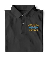 Combat Veteran Vietnam-CIB Classic Polo tile