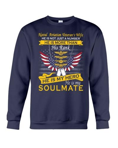 Veteran's Wife Soulmate Naval Aviation