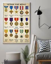 Vietnam War Medals 11x17 Poster lifestyle-poster-1