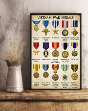 Vietnam War Medals 11x17 Poster lifestyle-poster-3