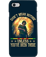 Unless You've Been There Phone Case thumbnail
