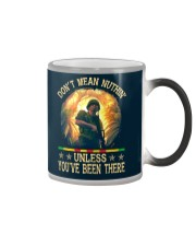 Unless You've Been There Color Changing Mug thumbnail