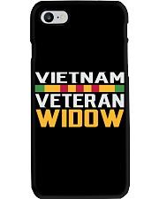 Vietnam Veteran Widow Phone Case thumbnail