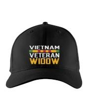 Vietnam Veteran Widow Embroidered Hat thumbnail