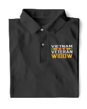 Vietnam Veteran Widow Classic Polo front