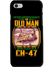 Flew In A CH-47 Phone Case thumbnail