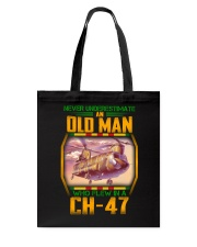 Flew In A CH-47 Tote Bag thumbnail