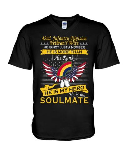 Veteran's Wife Soulmate 42nd ID