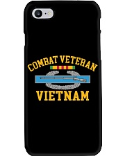 Combat Veteran Vietnam-CIB Phone Case thumbnail