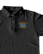 Combat Veteran Vietnam-CIB Classic Polo garment-embroidery-classicpolo-lifestyle-07