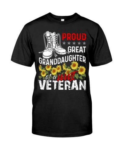 Proud Great-granddaughter Of A WWI Veteran